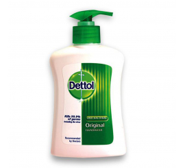 SAVON liquide pour les mains Dettol Antibactérien 200 ml original