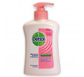SAVON liquide pour les mains Dettol Antibactérien Fresh SKINCARE