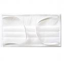 masque de protection en TNT lavable