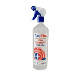 SPRAY DESINFECTANT Multi-usage ALCOPLUS 1L