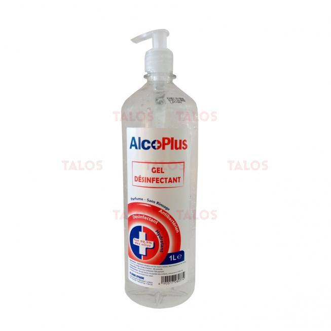 Gel Désinfectant ALCOPLUS 1L