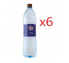 Eau Minérale Tijen Pack de 6 1.5L
