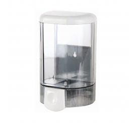 Distributeur transparent 1L de gel hydroalcoolique maxel y-019