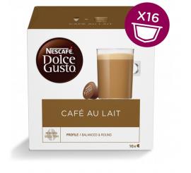 Capsule NESCAFÉ DOLCE GUSTO CAFE LATTE Paquet 16