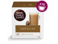 Capsules NESCAFÉ DOLCE GUSTO CAFE LATTE Paquet 16