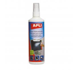 Spray nettoyage écrans TFT / LCD 250 ml