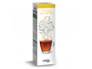 Paquet de 10 capsules Caffitaly à tea limone