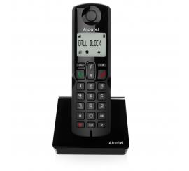 TÉLÉPHONE SANS FILS ALCATEL S250 / NOIR