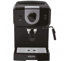 Machine à Café Expresso KRUPS Opio Noir