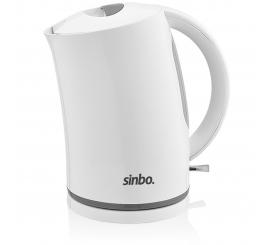 Bouilloire électrique sans fil SINBO blanc