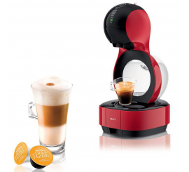 Machine à Café Expresso Dolce Gusto LUMIO ROUGE