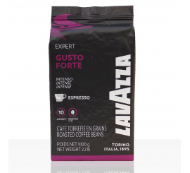 Café en Grain Lavazza Expert Gusto Forte Espresso 1kg