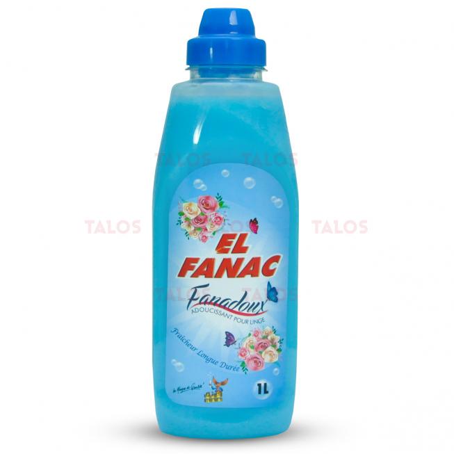 ASSOUPLISSANT POUR LINGE FANADOUX EL FANAC 1L