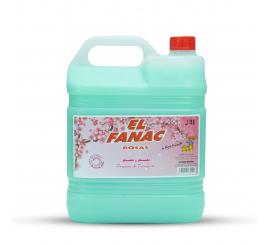 Désodorisant Désinfectant ROSAS 3L EL FANAC
