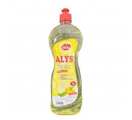 Détergent liquide ALYS pour la vaisselle JMAL 1L