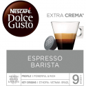 CAPSULES NESCAFÉ DOLCE GUSTO CAFE ESPRESSO BARISTA PAQUET 16