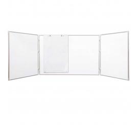 Tableau Blanc 2X3 Multi Panneaux 120X90/240