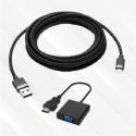 Câbles et Adaptateurs