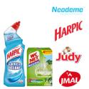 Nettoyant et détartrant sanitaire